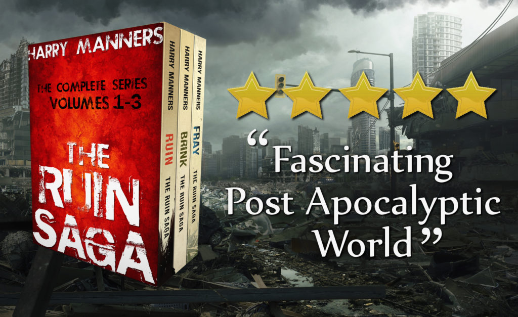 The Ruin Saga Trilogy